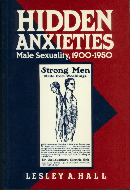 cover of Hidden Anxieties